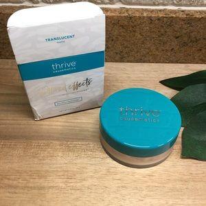 New Thrive Causemetics Setting Powder, Translucent